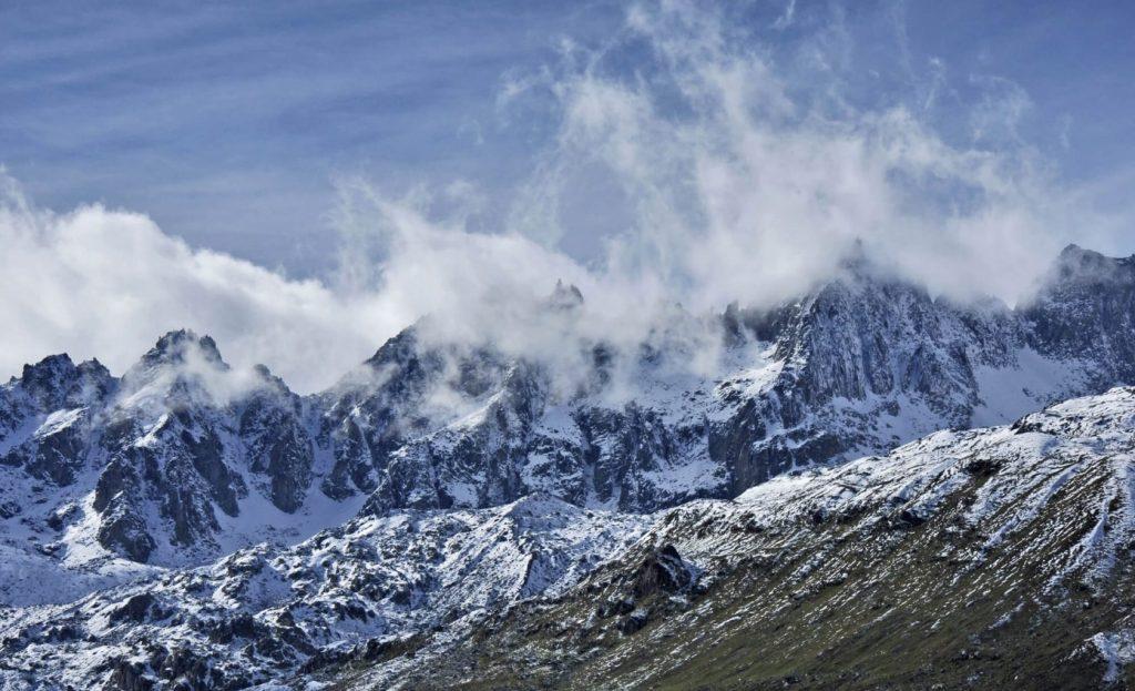 Switzerland. The Alpines, Day One