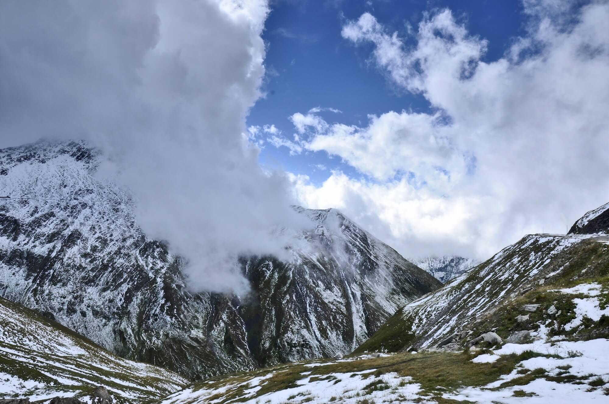 Switzerland, Alpines. Furkapass Day Two
