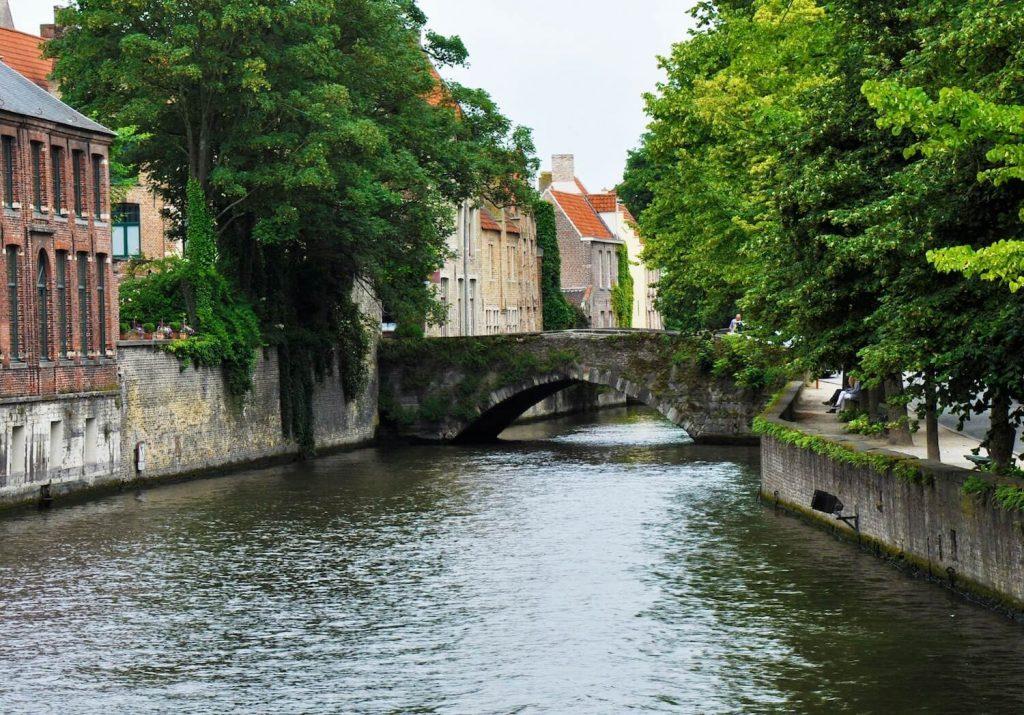 Bruges to Andorra