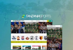 Tanzania Sports WordPress Development By Lakewood