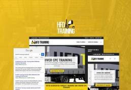 HFD Training Hereford SEO Services