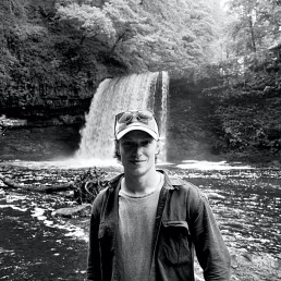 Adam Haworth. Waterfall Country, Brecon Beacons
