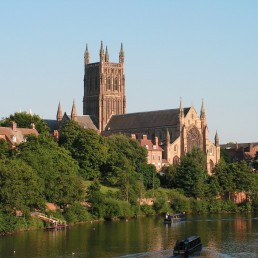 Worcester Cathedral - Worcester Web Design & SEO